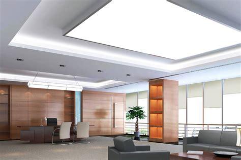 Plafond Desing by R 233 Nover Une Villa Avec Un Plafond Tendu Design Avec
