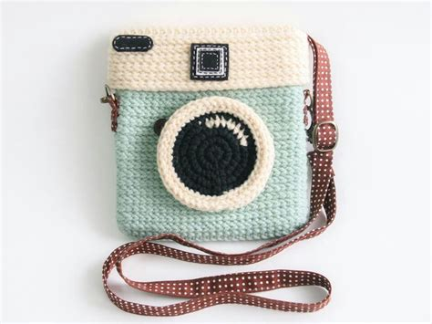 crochet camera bag pattern 1000 images about crochet covers and cases inspiration on