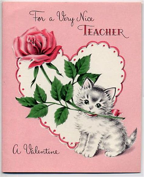 Valentines Day Printable Cards For Teachers