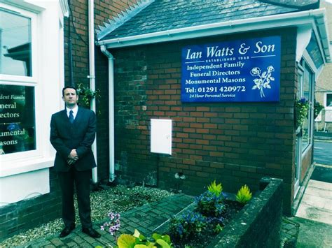 ian watts mon ltd funeral product supplier in