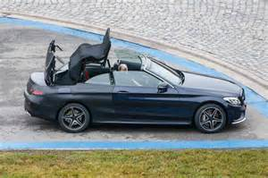 mercedes c class cabriolet photos are out
