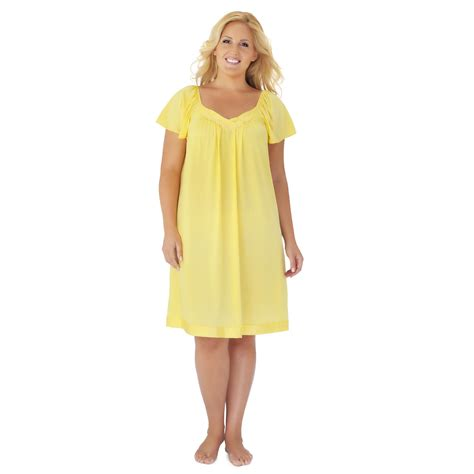 Vanity Fair Nightgowns by Vanity Fair S Coloratura Sleepwear Flutter