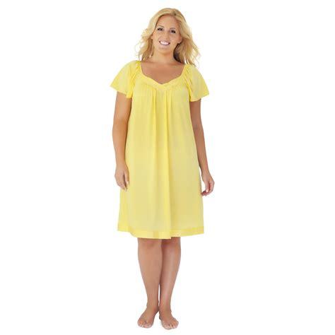 vanity fair s coloratura sleepwear flutter