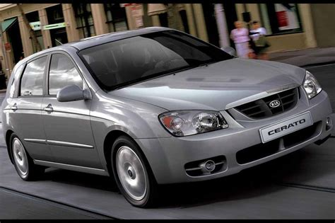 Kia Cerato 2006 Review Kia Cerato 2006 Review Amazing Pictures And Images