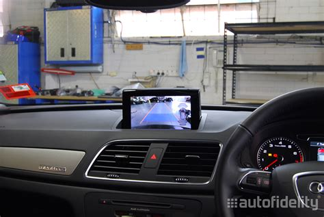 Audi Parking System by Audi Parking System Advanced Integrated Rear View Camera
