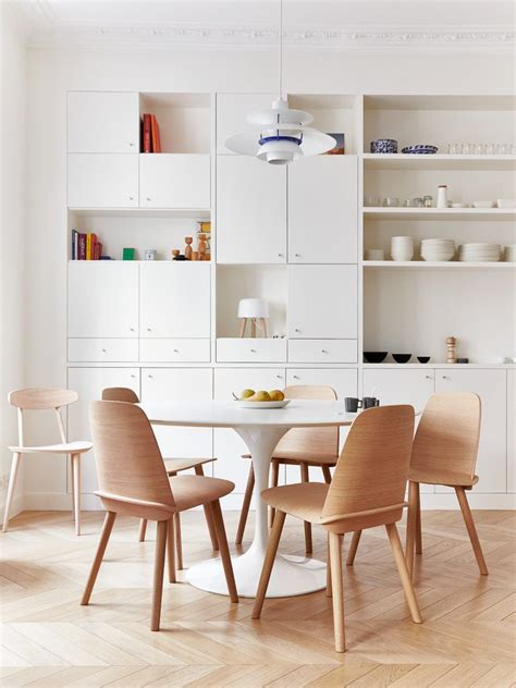 Ladaire Blanc Et Bois by Chaise Muuto Best Chaise Snack Cm Muuto Bar Stool