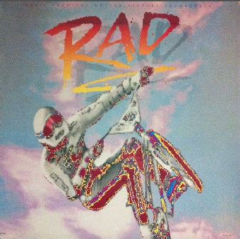 Rad Movie Song | various music from the motion picture soundtrack rad
