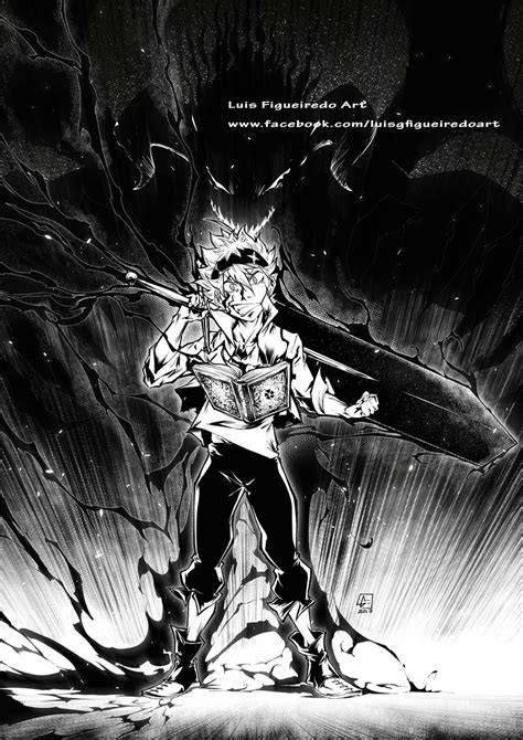 black clover asta asta from black clover by marvelmania on deviantart