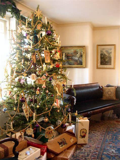beautiful victorian christmas decorations ideas