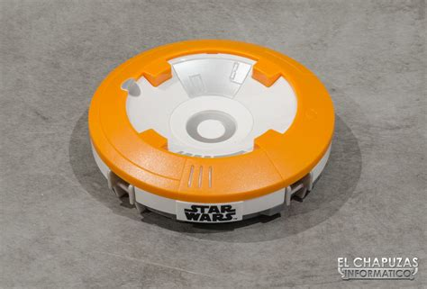 membuat robot bb 8 review star wars bb 8 robot sphero el chapuzas