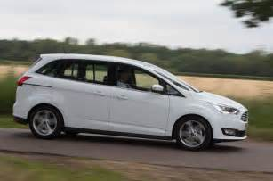 ford grand c max review 2017 autocar