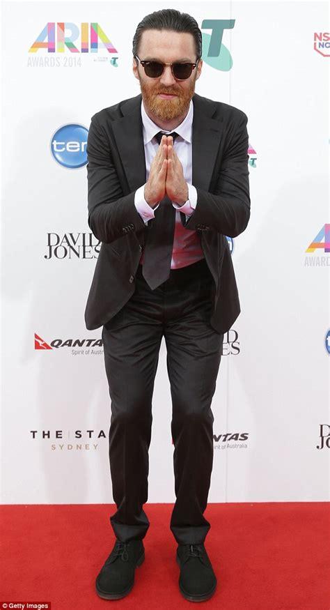 Sia Chandelier Dancer Triple J Hosts Matt Okine And Alex Dyson Attend Arias