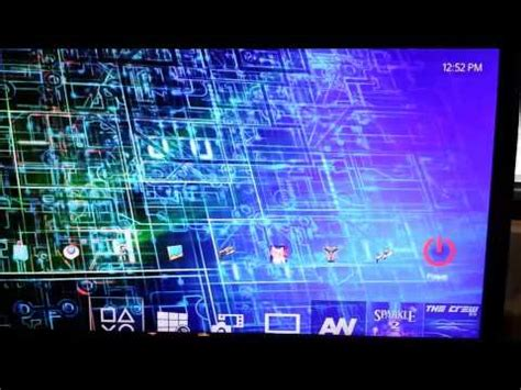 ps4 remove themes new ps4 themes dynamic circuits theme ps4 youtube