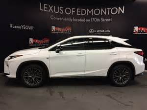 Lexus Rx 450h Awd Hybrid Used 2016 Lexus Rx 450h Awd 4dr Hybrid 4 Door Sport