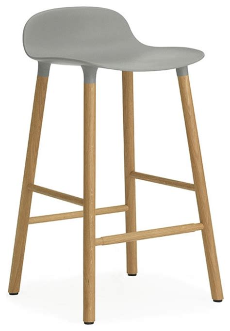 danish design bar stools normann copenhagen form barstool scandinavian bar