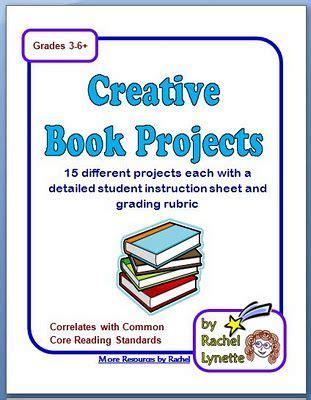 creative ideas for book reports ten great creative book report ideas