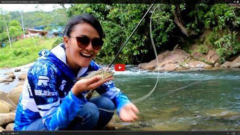 Pancing Fly Fishing sabah mini international fly fishing fair on mata pancing