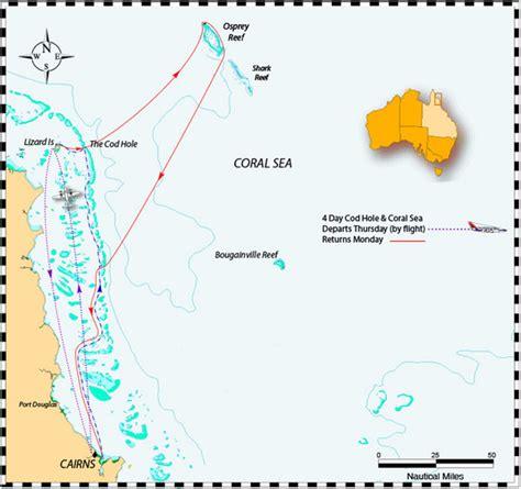 coral sea map coral sea map coral sea mappery