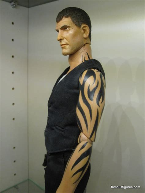 george clooney from dusk till dawn tattoo tattoo side figures