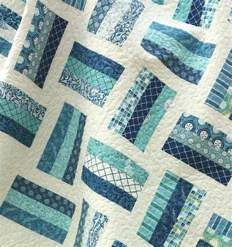 Fence Rail Quilt Pattern by 25 Best Ideas About Rail Fence Quilt On Easy