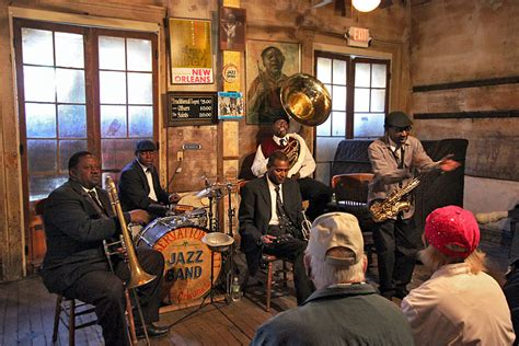PHOTO: Preservation Hall Jazz Band in New Orleans
