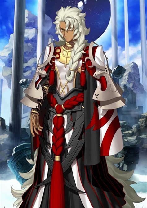 Fate Grand Order Card Template Caster by Servant Profile Fgo Cirnopedia