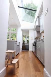 Galley Kitchen Extension Ideas by Sneak Peek Courtney Amp Michael Adamo Design Sponge