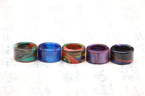 M154 The Recoil Rda Resin Drip Tip Driptip For Authentic And Clone buy resin mouthpiece drip tip for the recoil rda by grimmgreen x ohmboyoc