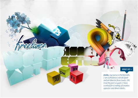design art web freelance web designer art director kent uk phil mckeith