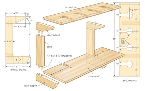 free plans woodworking woodwork wood shop shelf plans pdf plans