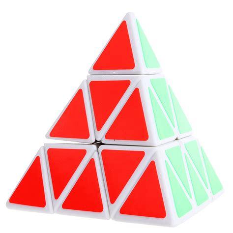 tutorial rubik piramid black triangle pyramid pyraminx magic professional speed