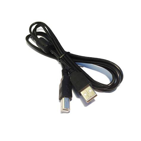 Kabel Printer Usb 3 Meter Websong usb kabel til labelprinter 3 meter nemtakeaway dk aps