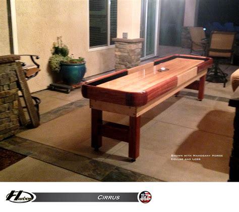 outdoor shuffleboard table 12 cirrus outdoor shuffleboard table shuffleboard net