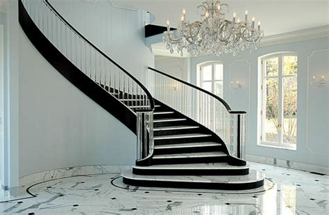 Luxury House Blueprints by Curved Stair Design Circular Stair Round Stairs Arch