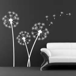 Dandelion Wall Sticker Dandelion Sticker Sticker Wall Decal Home Decor