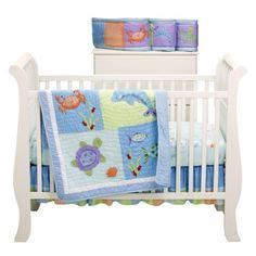 Underwater Crib Bedding The Sea Baby Bedding Sea Turtle And Underwater Adventure For Baby Blue Boy Crib Set