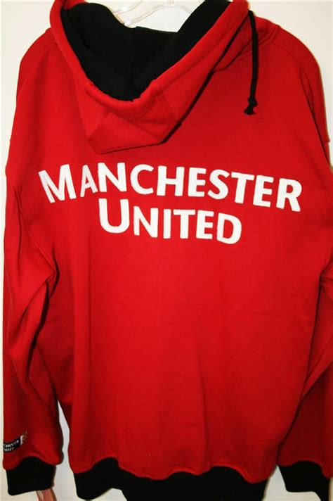 Hoodie Killa Jaket All Colour manchester united thick hoodie track jacket jersey all sizes and colors ebay