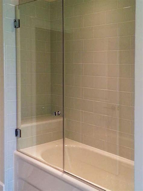 glass tub enclosures bathtub glass enclosures cool let fashion glass u mirror