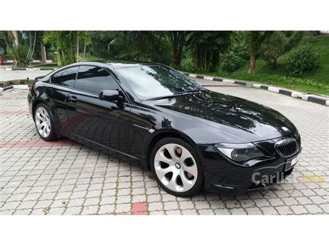auto repair manual free download 2005 bmw 645 windshield wipe control bmw 645ci 2005 4 4 in kuala lumpur automatic convertible black for rm 97 800 2763940 carlist my