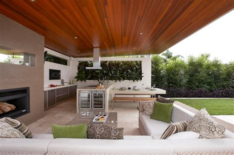 Backyard Bbq Area Design Ideas Gorgeous Sectional Covers In Patio Contemporary With Outdoor Bbq Area Next To Backyard