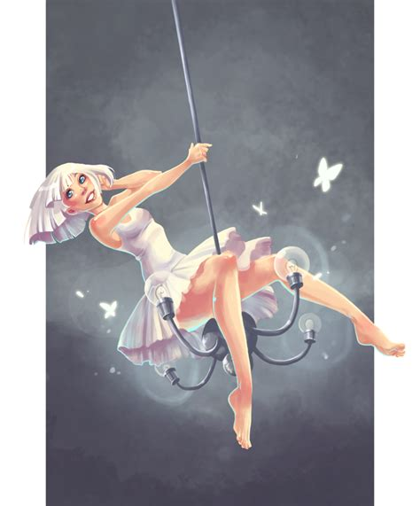 Song Chandelier Sia Chandelier By Avionetca On Deviantart