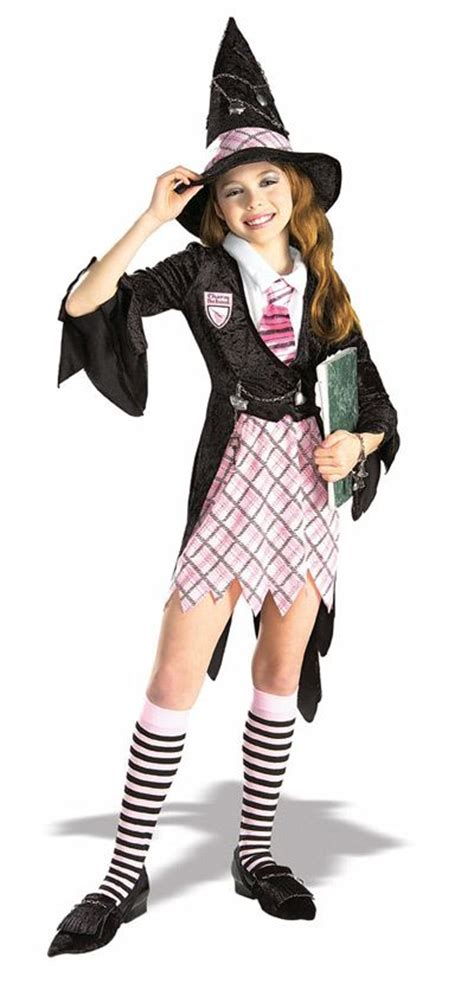 Witch And Wardrobe Costumes by Charm School Witch Costume 21 99 The