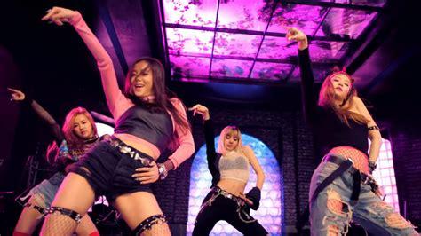 video   black pinks boombayah mv sound    sbs popasia