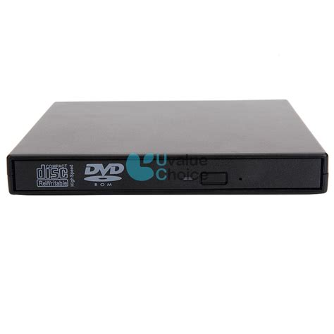 drive for pc new usb 2 0 combo laptop dvd cd rw cd 177 rw player external