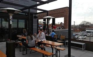 The Patio Bar Columbus Ohio by 8 New Restaurant Bar Patios To Kick Your Summer