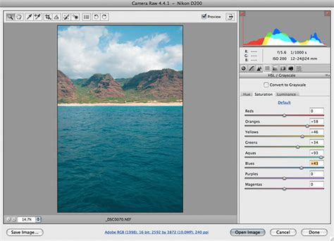 adobe photoshop hue saturation tutorial photoshop free tutorial adobe camera raw using the hsl