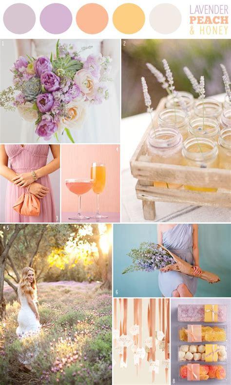 peach color schemes 145 best images about wedding colors on pinterest color