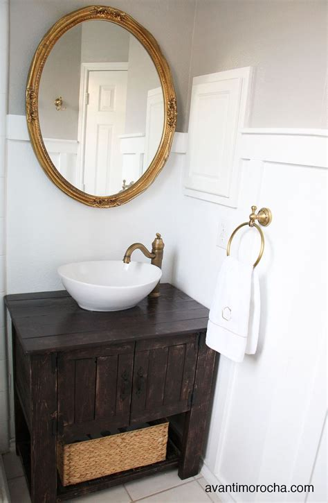 diy com bathrooms diy bathroom vanity ideas perfect for repurposers