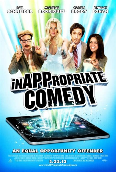 comedy film oscar winners inappropriate comedy movie poster 1 of 2 imp awards