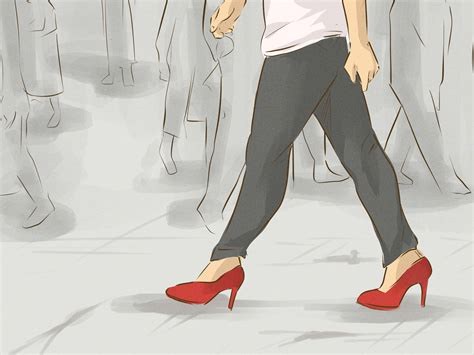 wear high heels how to wear high heels for with pictures wikihow